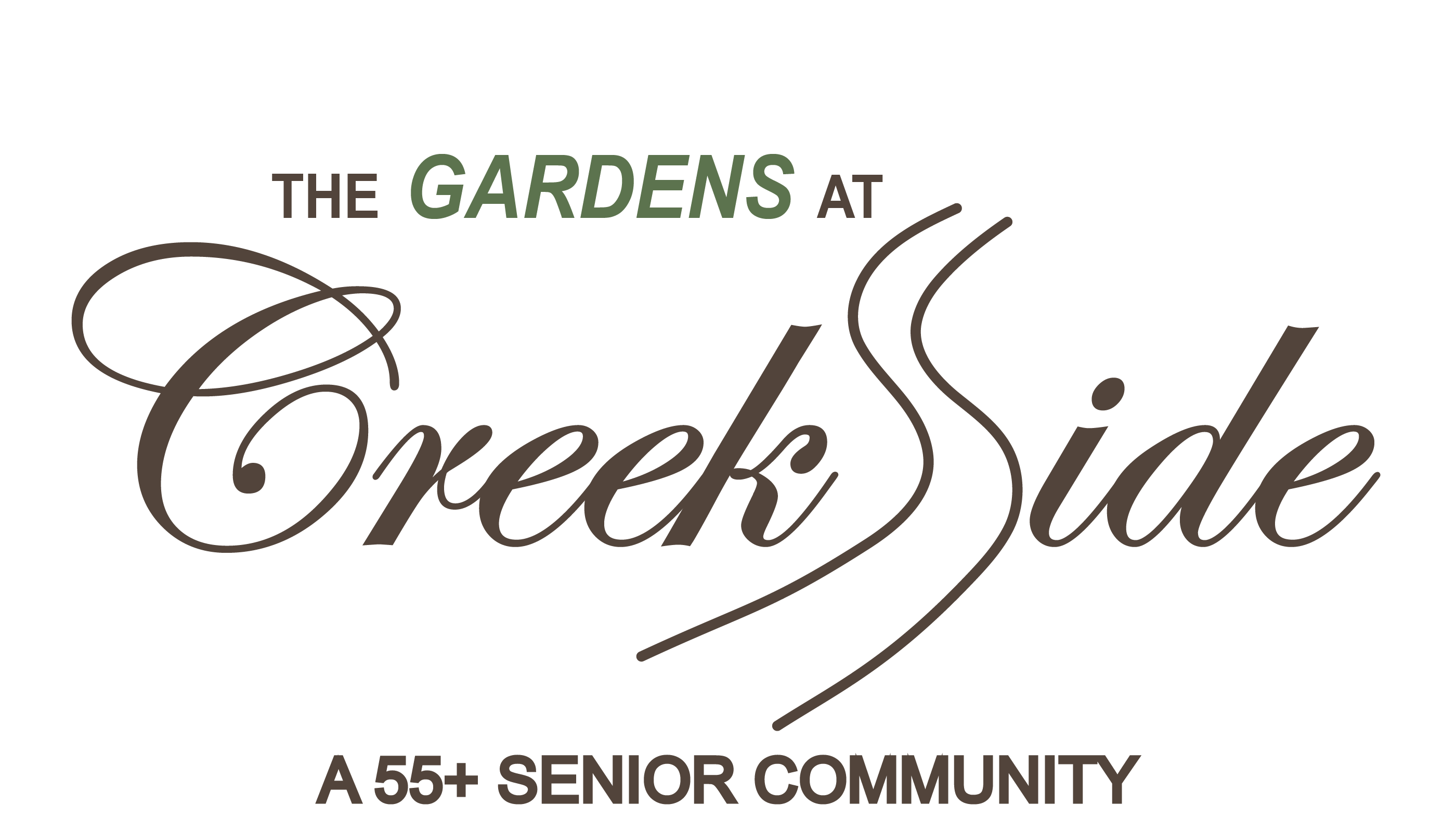 The Gardens at Creekside Logo